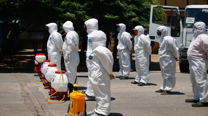 Venezuela reporta 5 decesos más por COVID-19 y 362 nuevos contagios