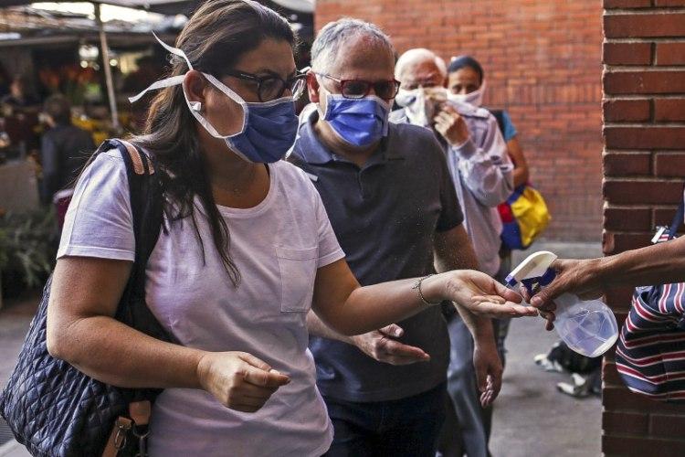 Venezuela se acerca a los 16 mil contagios de COVID-19