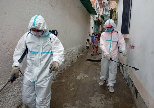 Venezuela supera los 12 mil casos de COVID-19 y acumula 116 decesos