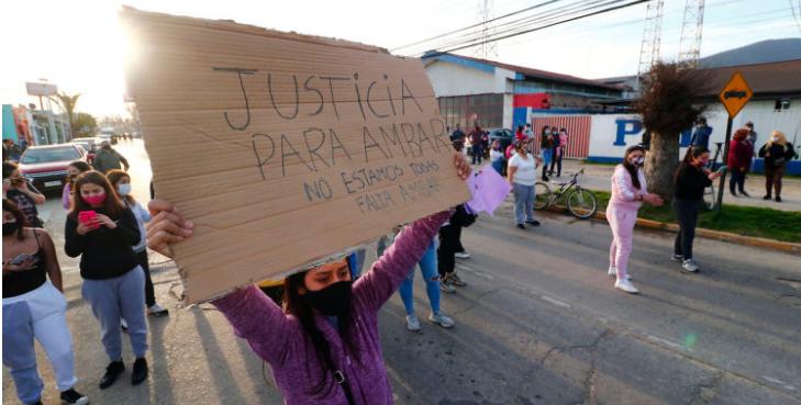 Decretan prisión preventiva para Hugo Bustamante por violación y femicidio de la joven Ámbar Cornejo