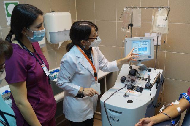 Puerto Montt: realizan primera donación de plasma de paciente con anticuerpos de COVID-19