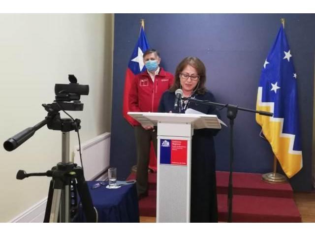 Ministro de Salud: «Magallanes no se ha portado bien»