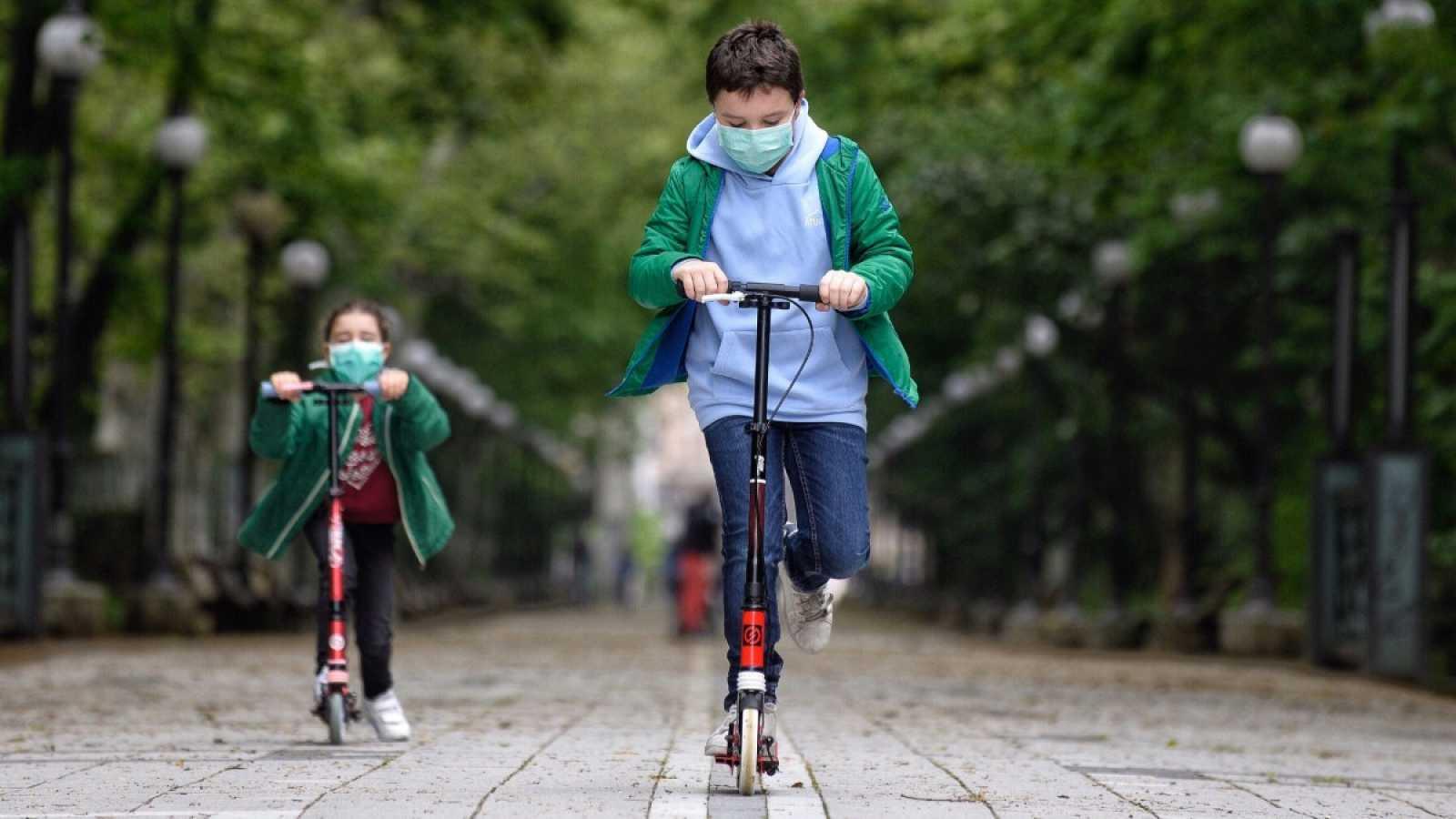Estudio de la Defensoría de la Niñez: Niños, niñas y adolescentes presentaron síntomas de estrés postraumático tras estallido social