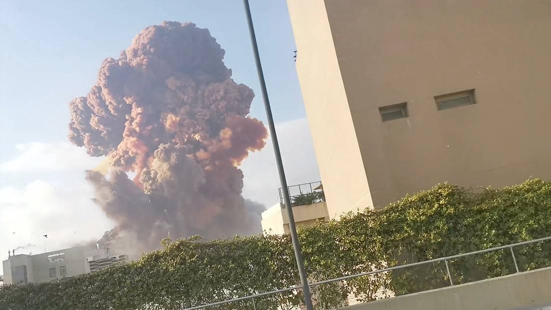 Beirut: explosión que conmocionó al mundo registra entre los muertos al secretario general de las Falanges Libanesas