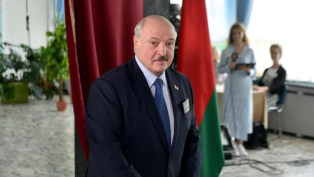 """Presidente de Bielorrusia: """"Protestas fueron controladas por Polonia, Reino Unido y la República Checa"""""""