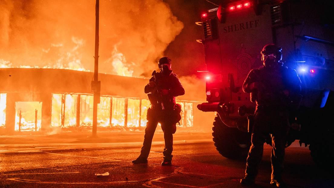 Decretan estado de emergencia en Wisconsin: «Dolor, angustia y cansancio de ser negro» en EE.UU.