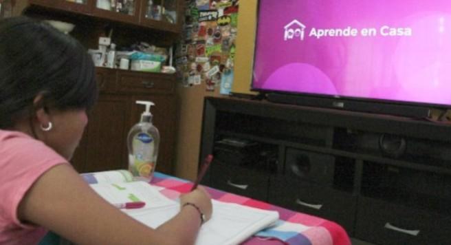La televisión se reivindica: educación por este medio vive un auge en el mundo por la pandemia