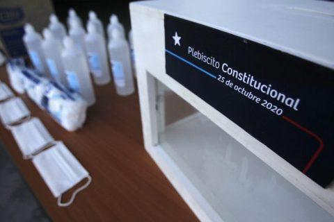 Servel ofrecerá kits sanitarios en las mesas de votación