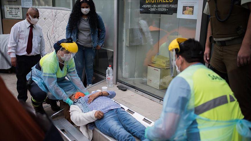 Chile entre los diez países del mundo con más casos de COVID-19