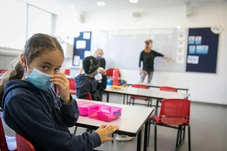 Sao Paulo pospone regreso a las aulas de clases: epicentro de la pandemia en Brasil