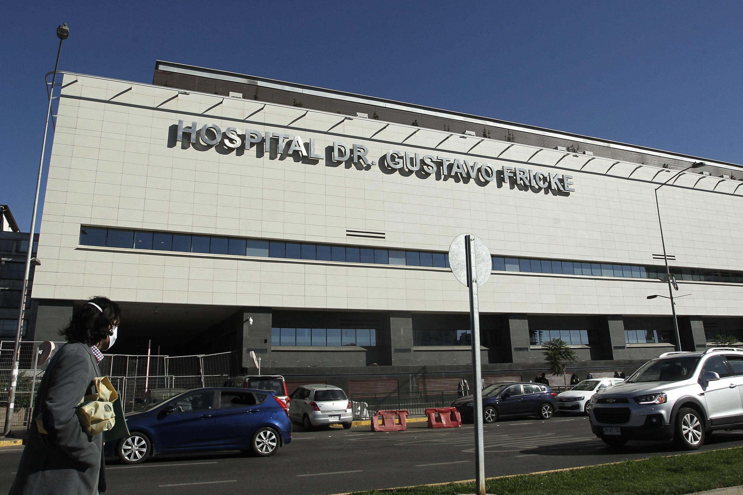 Ocupación de camas UCI en hospitales públicos de Valparaíso y Viña del Mar llegó al 100%