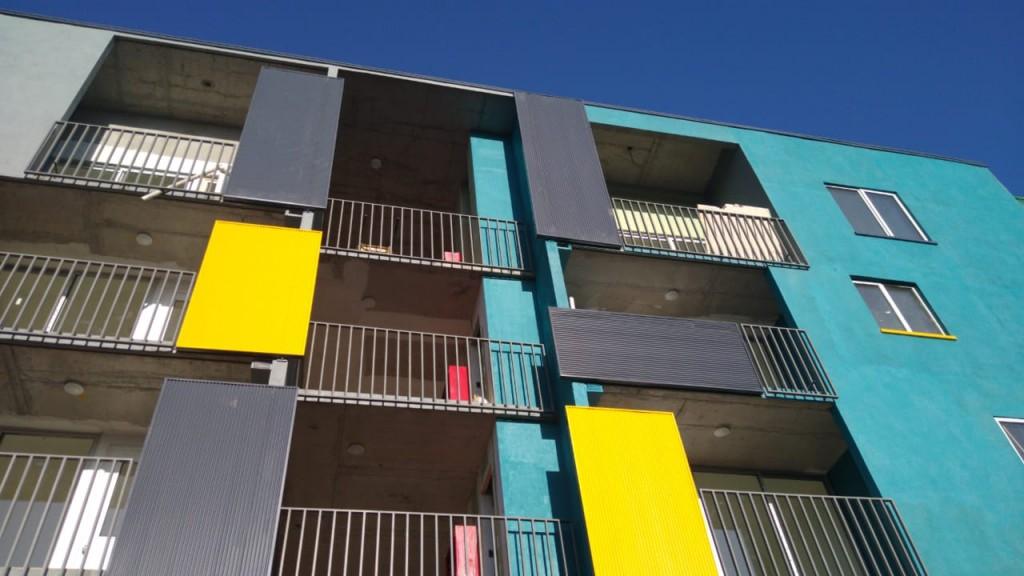 Inmobiliaria Popular de Recoleta: 31 familias ya habitan los departamentos con arriendo «a precio justo»
