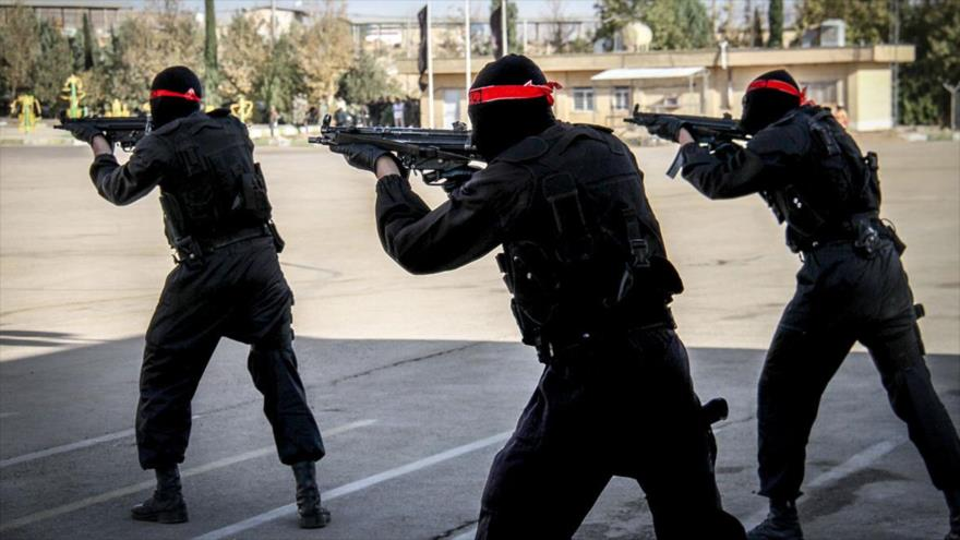 Irán capturó al cabecilla de un grupo terrorista promonárquico con base en Estados Unidos