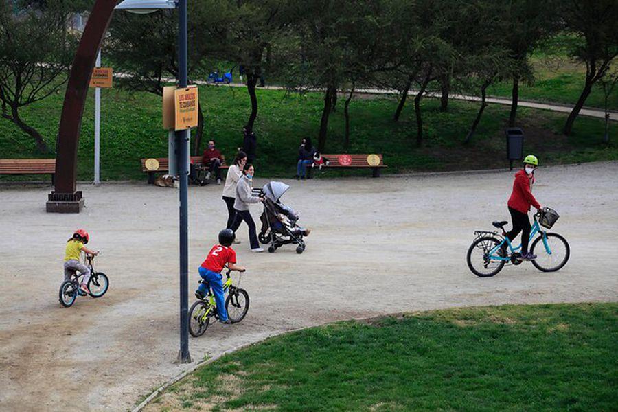 Ofrecen recomendaciones para la actividad física y recreación de niños y adolescentes dentro del Plan Paso a Paso