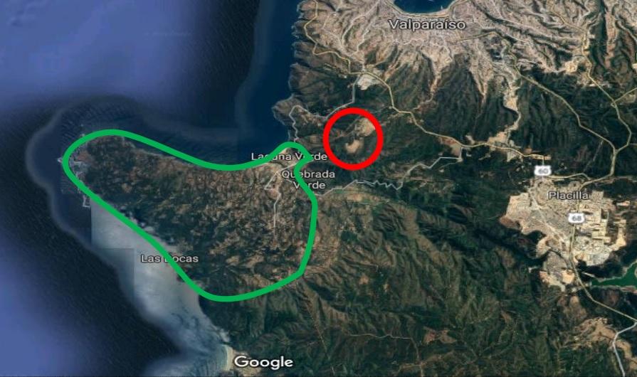 Agua contaminada en Laguna Verde configura nueva 'zona de sacrificio' en Región de Valparaíso