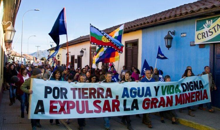 Agrupaciones defensoras de Putaendo exigen inmediata salida de minera contaminante