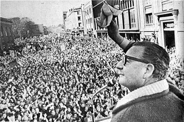 A medio siglo de la victoria de Allende, el poder popular sigue vivo