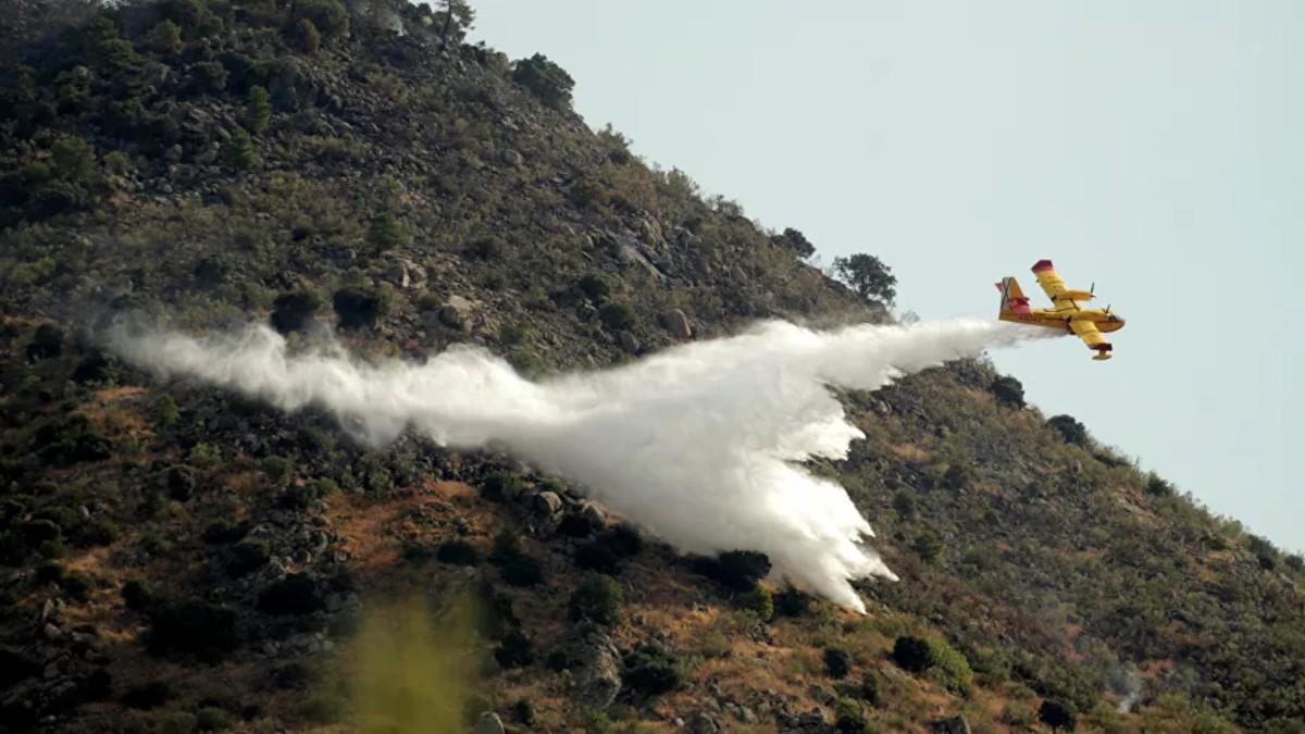 Madrid en alerta por incendio que ha consumido más de 800 hectáreas en un día