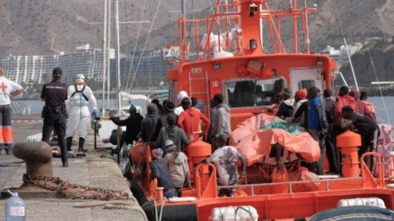 Francia: Guardia costera intercepta a 88 migrantes en camino a Reino Unido