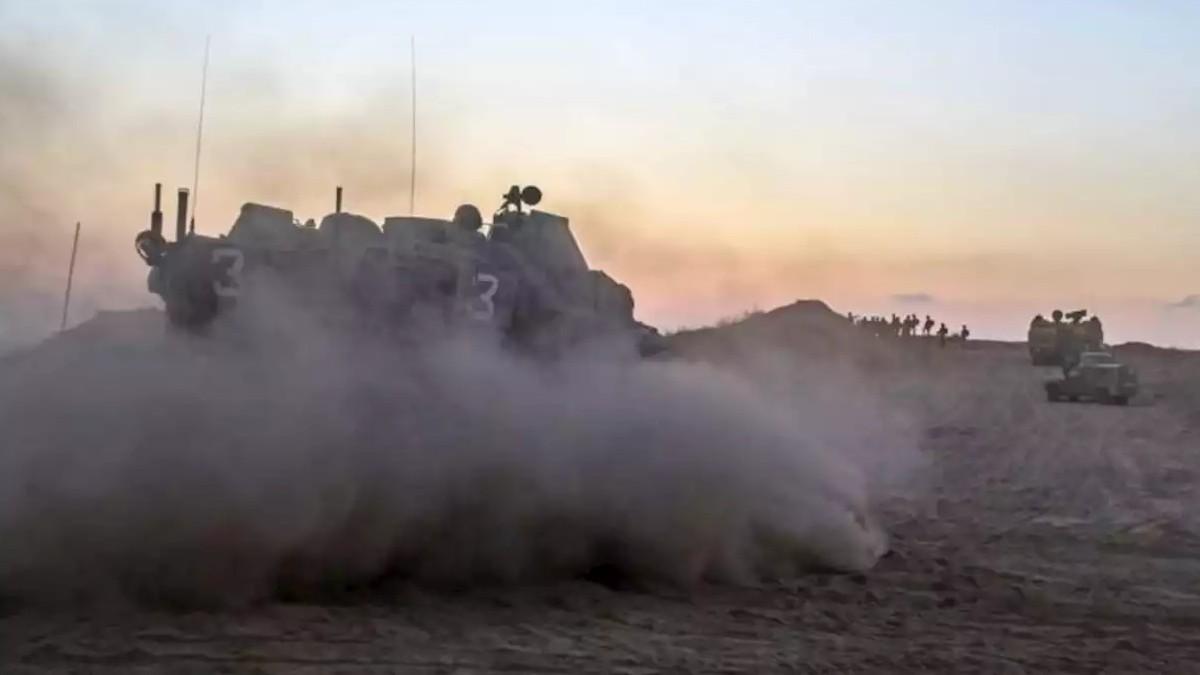 Incrementa la tensión en Gaza con el ataque de fuerzas israelíes
