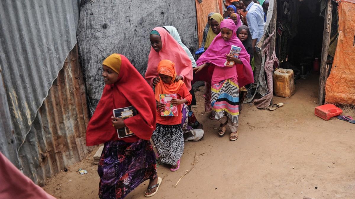 Somalia avanza con proyecto de ley que aprueba el matrimonio infantil