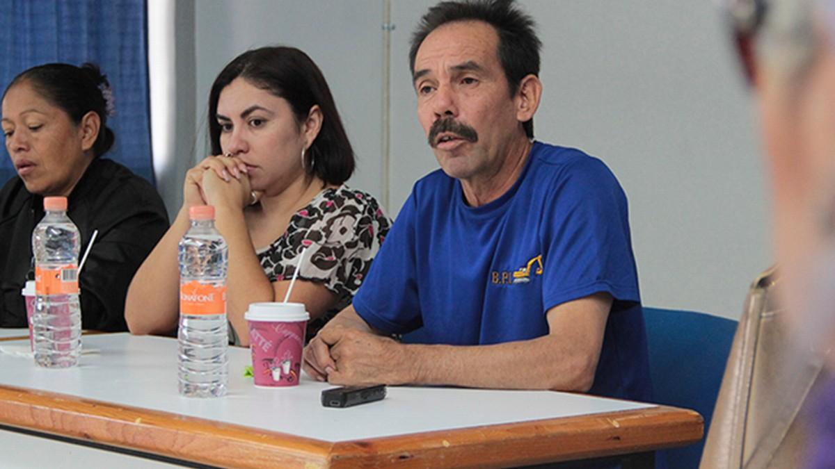 Activista José Ugalde Mejía: «Las desapariciones son un enorme mundo de dolor en un país [México] que no tiene un conflicto bélico interno»