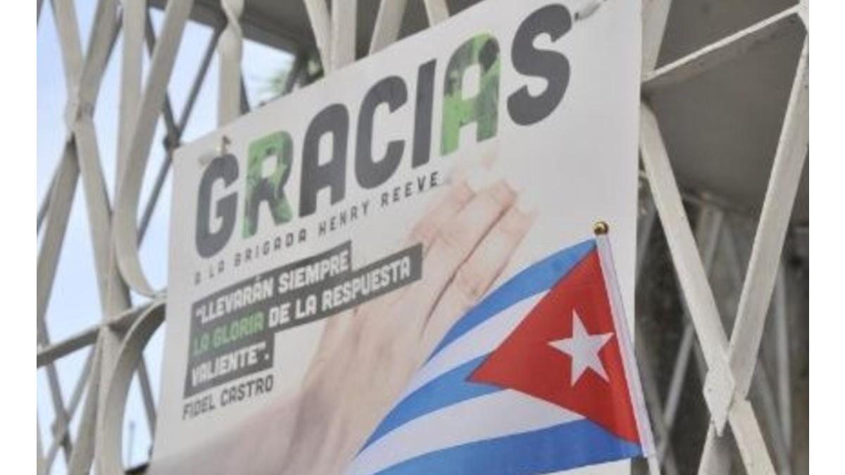 Comunidad indígena de Guatemala agradece a médicos cubanos
