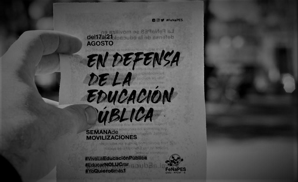 Uruguay: ¿Por qué los docentes convocan paros y movilizaciones en plena pandemia?