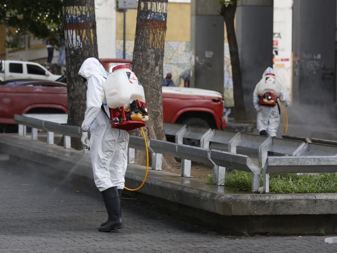 Venezuela contabiliza 8 nuevos decesos por COVID-19 para un total de 195 fallecidos