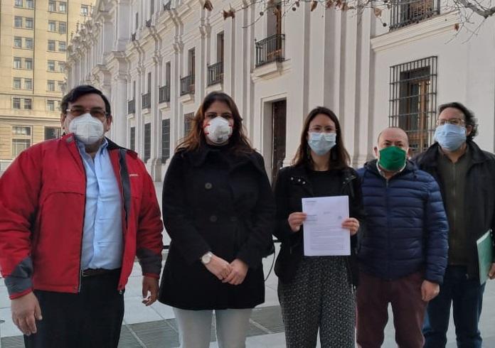 Comando Chile Digno exige al Gobierno garantías para el desarrollo del plebiscito