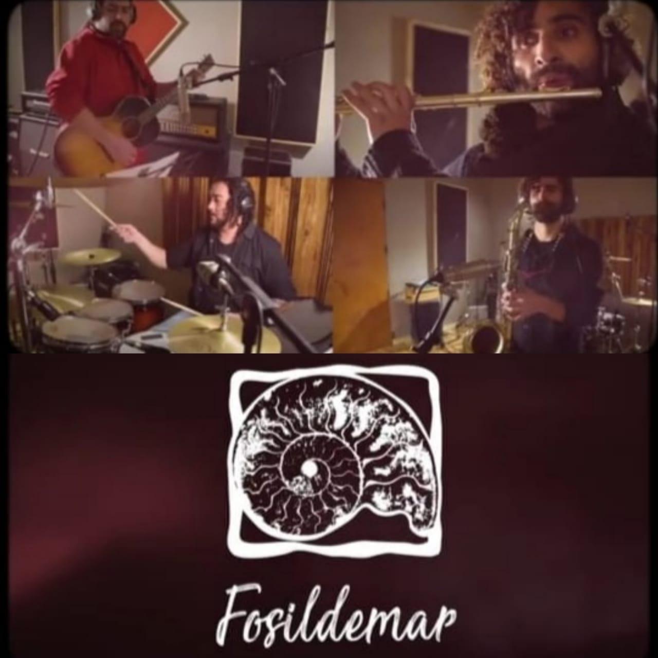 """FosilDeMar lanzó su primer sencillo: """"Reina Fugitiva"""", canción que  busca la reflexión en pandemia sobre lo frágil de la vida y el amor"""