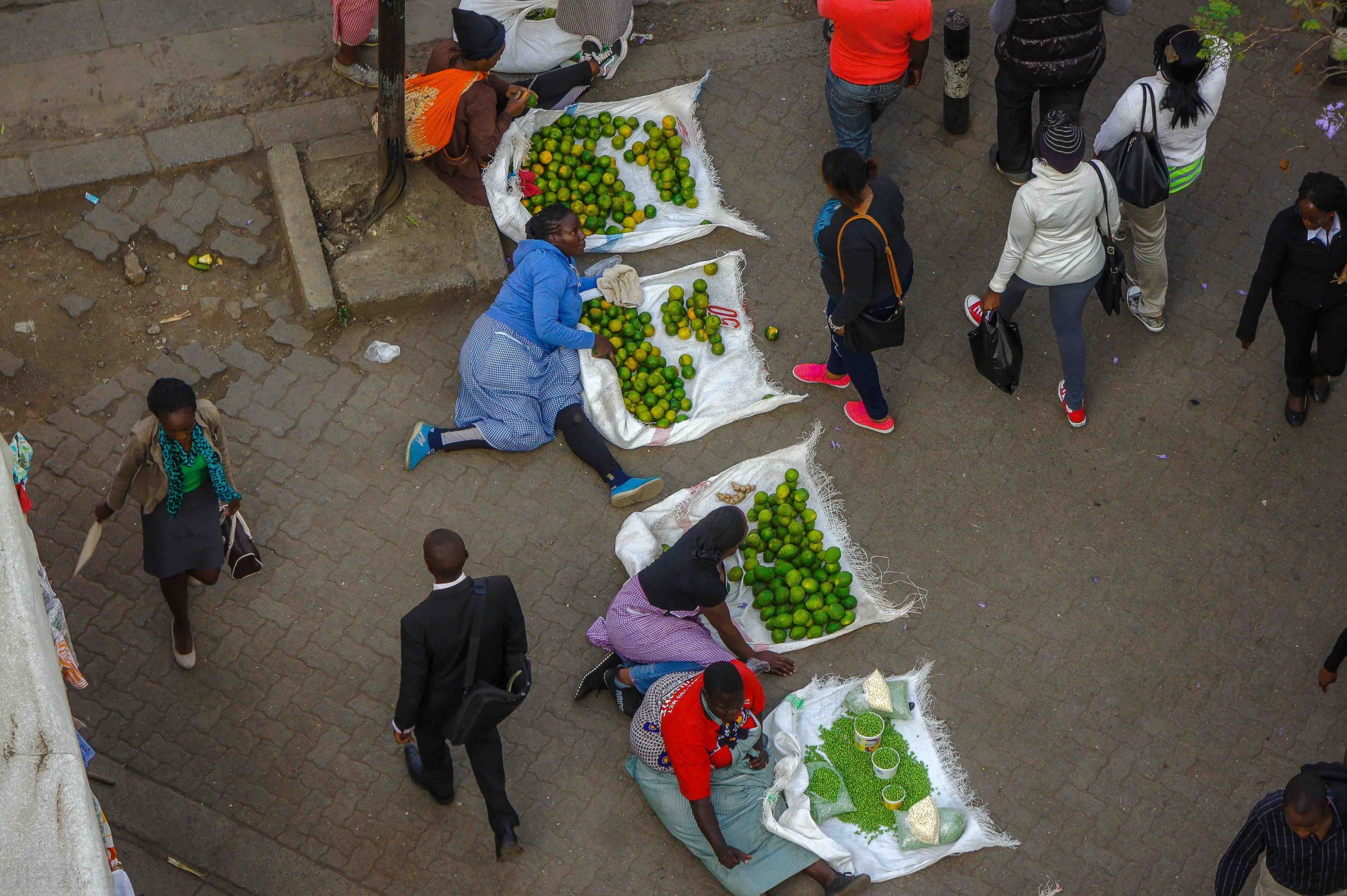 Capitalismo en Kenia: Punto de Quiebre