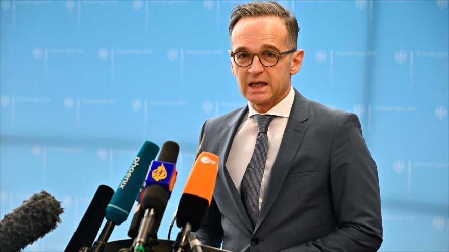 Alemania advierte a EE. UU. que no interfiera en la finalización del gasoducto Nord Stream 2