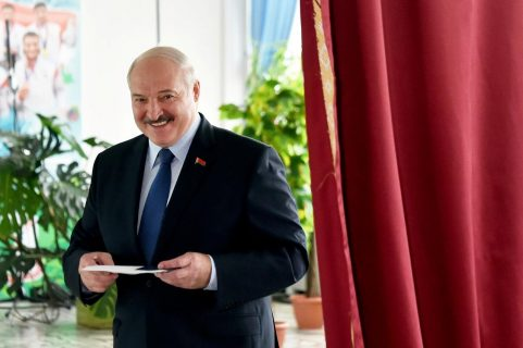 Unión Europea se niega a reconocer a Lukashenko como presidente legítimo de Bielorrusia