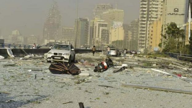 Beirut: estas son las conclusiones preliminares de las autoridades sobre el origen de la explosión