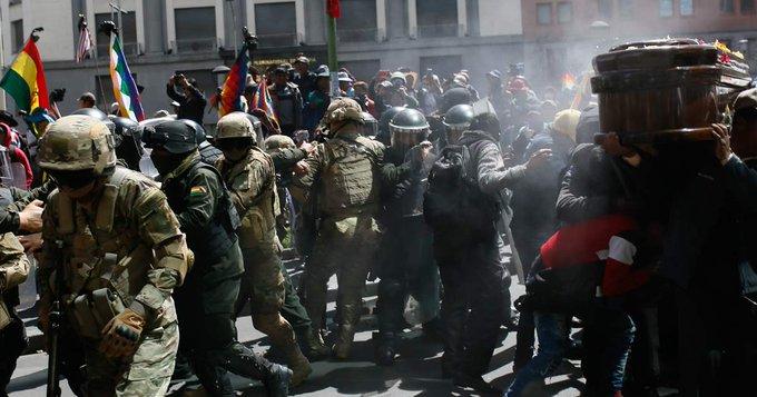 Amnistía Internacional denuncia impunidad sobre la violación de derechos humanos en Bolivia