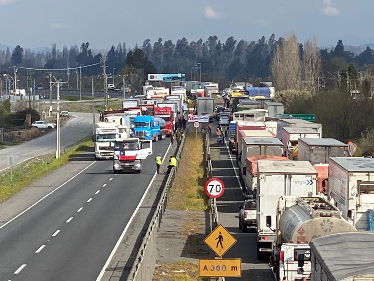 Camioneros: toda la mafia del sur