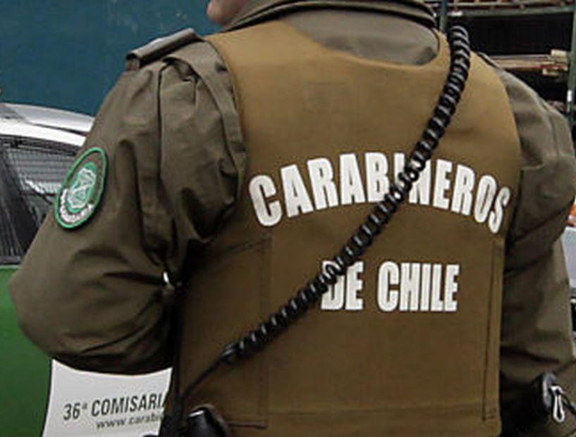 Chillán: Formalizan a carabinero por apremios ilegítimos a manifestante