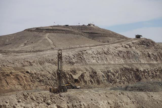 Concesiones mineras: La Constitución y la Ley Orgánica Constitucional