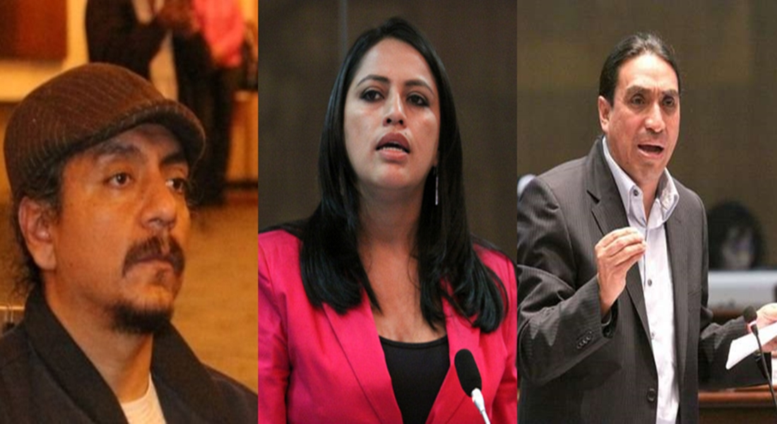 presos políticos ecuador