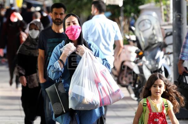 Irán supera los 18.500 fallecidos por COVID-19, según Ministerio de Salud