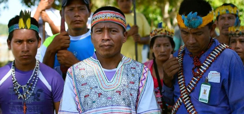 Indígenas Perú