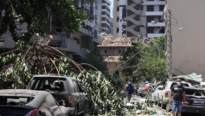 Más de 100 heridos: ONU reportó a empleados y familiares de la organización afectados por explosión de Beirut