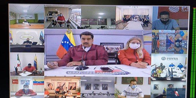 Maduro anuncia que Asamblea Nacional Constituyente funcionará hasta diciembre de este año