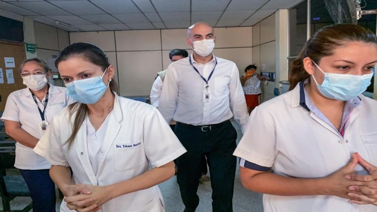 El Gobierno de Paraguay en alerta tras colapso del sistema sanitario por el rebrote de coronavirus