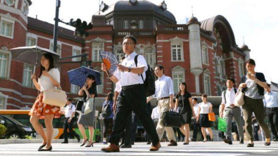 Tokio en alerta roja por la propagación del coronavirus