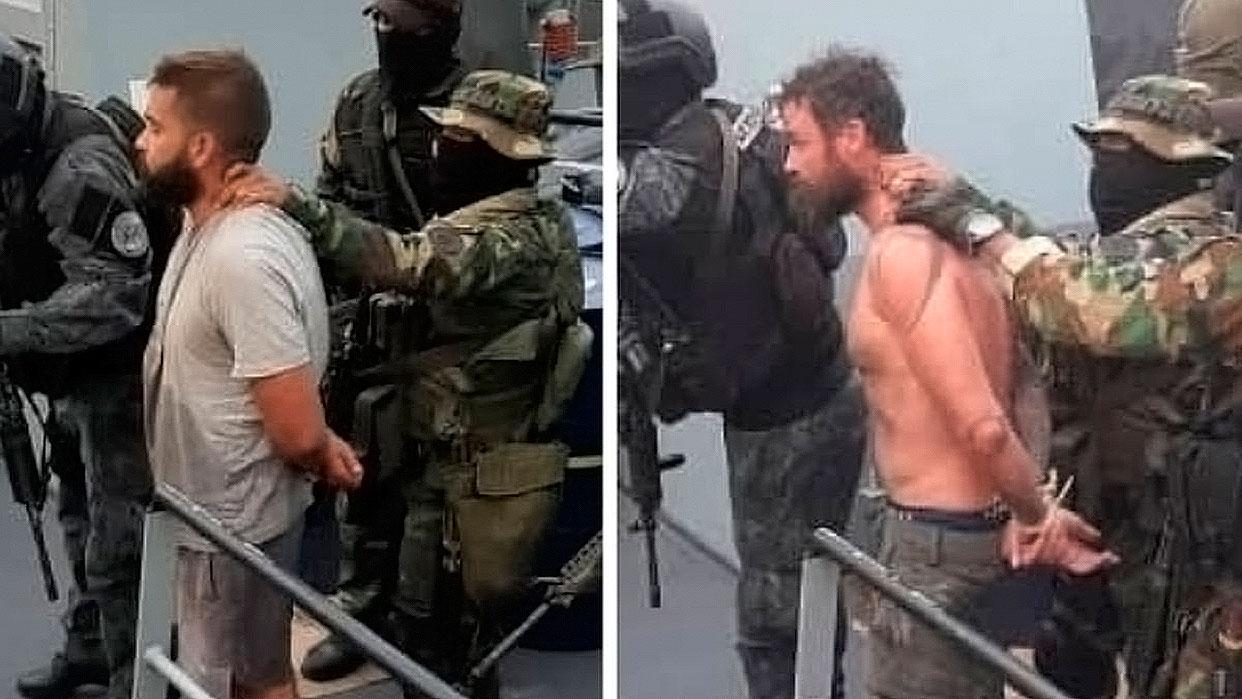 Venezuela: Dictan 20 años de prisión a dos mercenarios estadounidenses que participaron en la Operación Gedeón