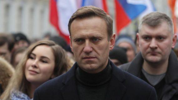 Rusia advierte sobre campaña de desinformación en torno al caso Navalni