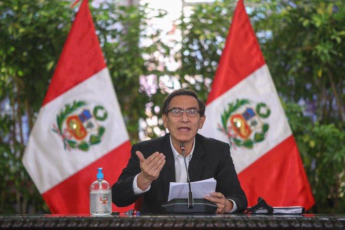 Perú retoma el toque de queda los domingos y otras medidas para frenar contagios de COVID-19