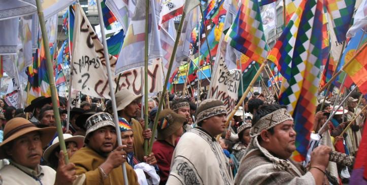 Escaños indígenas: los nudos críticos del debate parlamentario